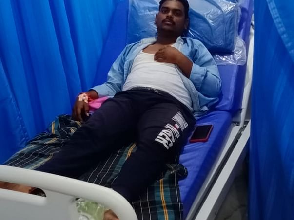 Support G Prashanth Recover from Dengue Fever