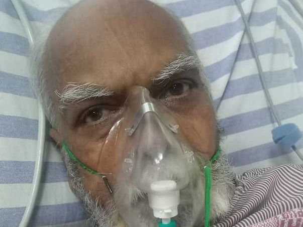 Help My Father To Recover From Multiple Function Disorder