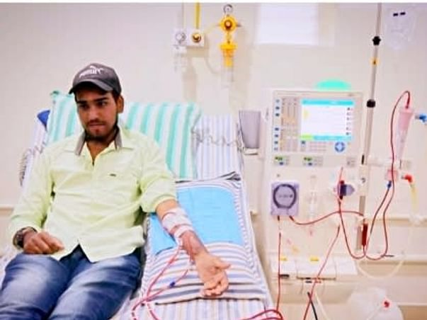 Support S.Anbarasan To Recover From  Kidney Failure