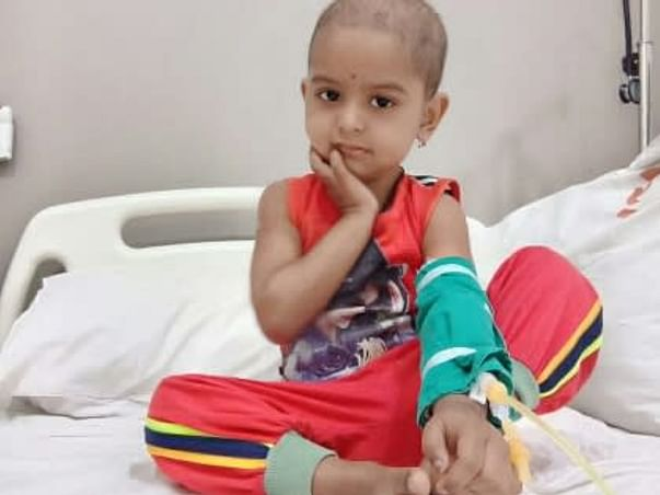 Support Aarohi Zade Recover From Blood Cancer