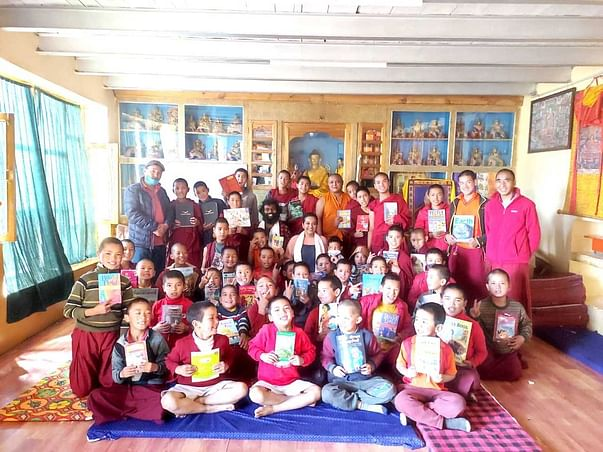 Spiti Valley - Fund A Child's Education and Meal
