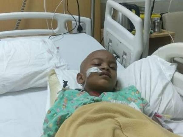 Support Annandita Sahoo Recover From Leukemia