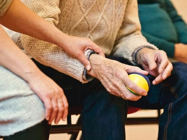 Post covid-19 recovery and well-being for vulnerable older adults