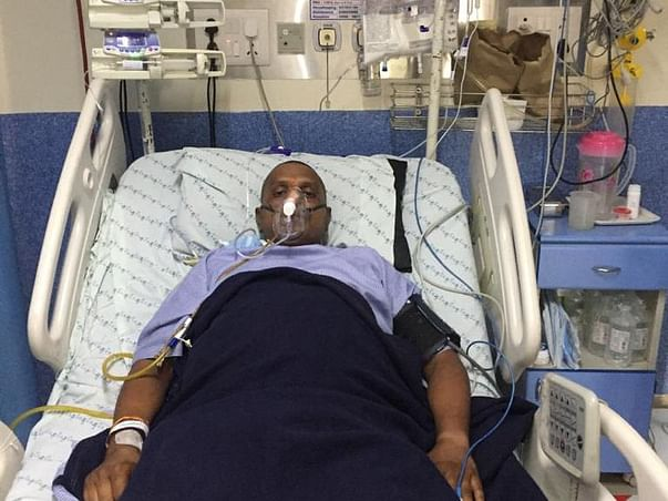 Help Him To Recover From Pancreatic Infection