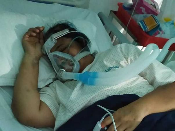 Support Sumathi R Recover From Pneumonia - Severe Lung Infection