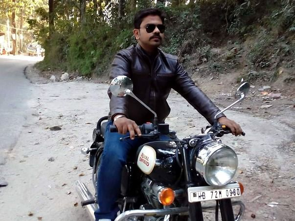 Support Sandhyadeep 33 Year Of Young Man For Liver Transplantation.