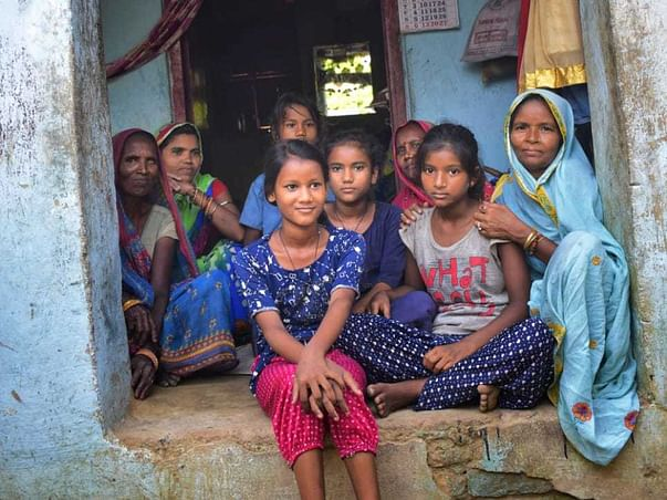 Support 10 Girl Child In Bahuarwa, Darbhanga In Their Education