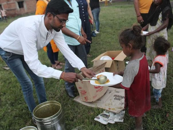 Covid19 Support- Food for Poor & Underprivileged