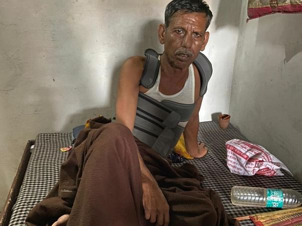 Help Naseer to fight Spinal disc prolapse
