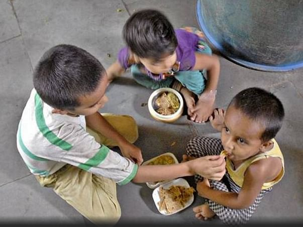 Let children grow to see the future,Feed 300 Malnourished children!