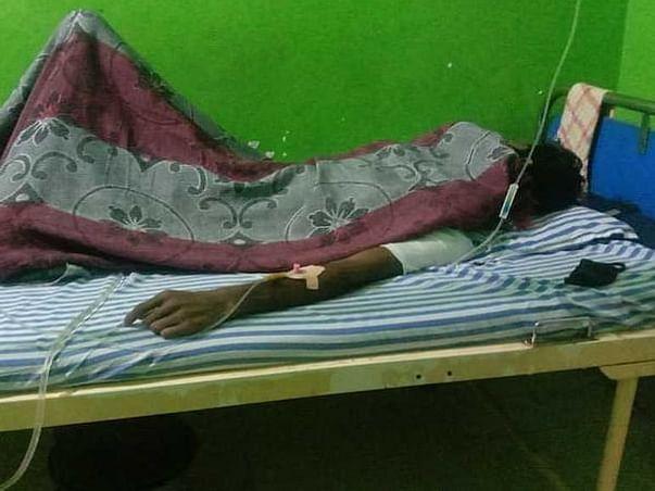 Help Sricharan for kidney transplant