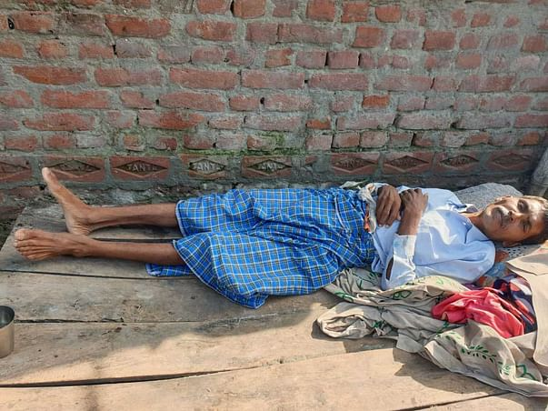 Help Mahendra To Fight Oral Cancer