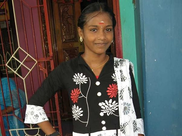 15 years old Bhuvaneshwari  needs your help fight Muscular dystrophy