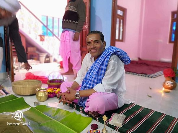 Save Ugra Narayan Jha From Blood Cancer