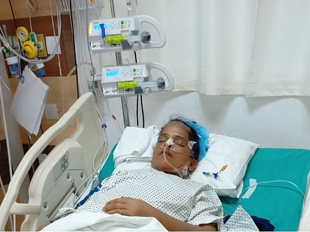 My Mom To Recover Soon From Hcv+