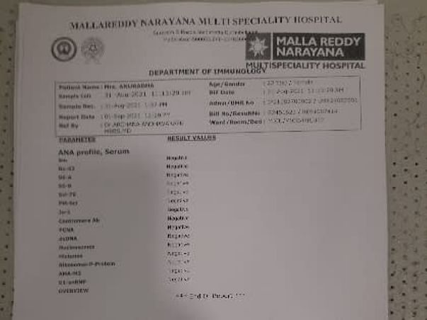 My Sister is suffering with Lungs Problem Pls Help Us..