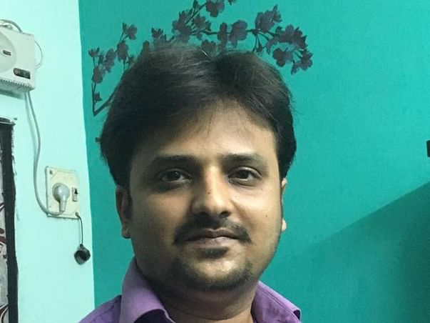 Let's Join Our Hands To Help Karthikeyan With Interstitial lung disease and Lung Transplant