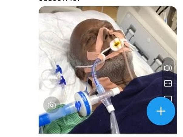 Help My Father To Fight Lungs Infection