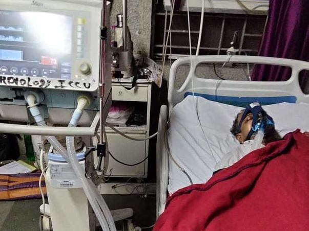 Support Harbansh Singh To Undergo Heart Surgery