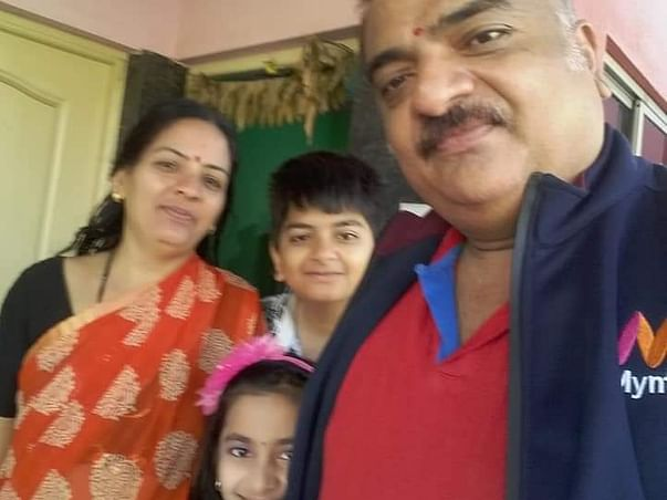 Support Late Sathish Kids Education & Family