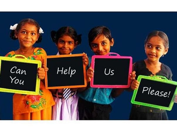 Help To Provide Free Stationery Material For Poor Childrens