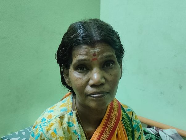 Help My Mother 59-Year-Old Jothi Fight Esophageal Cancer
