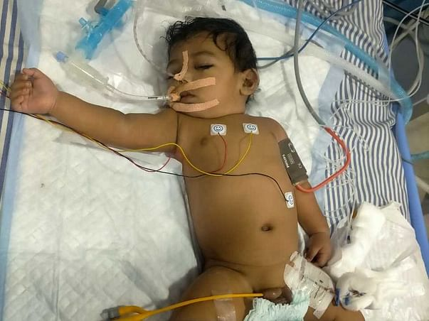 Please Support My Nephew To Recover From Dengue
