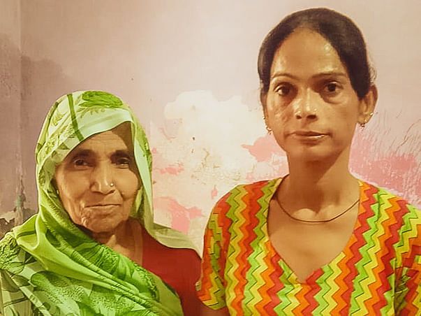 Help Smt. Kasturi Devi and Ms. Sunita to Support Their Family..