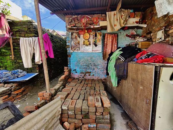 Help Rana Ji In Rebuilding His Home...