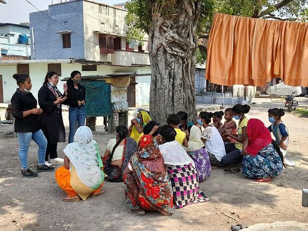 Free Pads for India - ADOPT menstruators