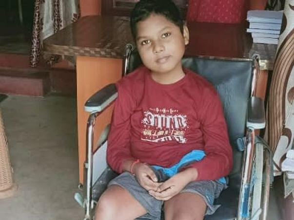 Help Avi Fight Muscular Dystrophy