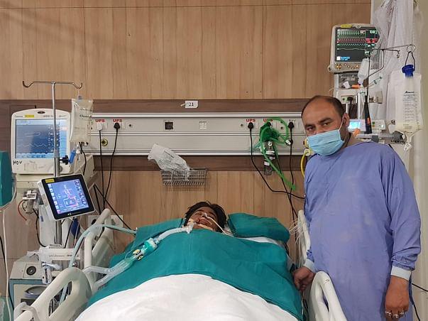 Please Help Akhil Survive Severe Dengue Infection