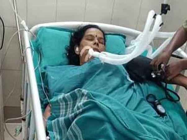 Help My Aunt Binita Devi Recover From Erythroblastopenia
