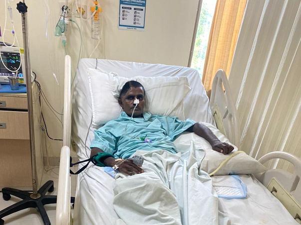 Help My Relative, Chenchu Balaiah Recover Hemorrhage (Brain Stroke)