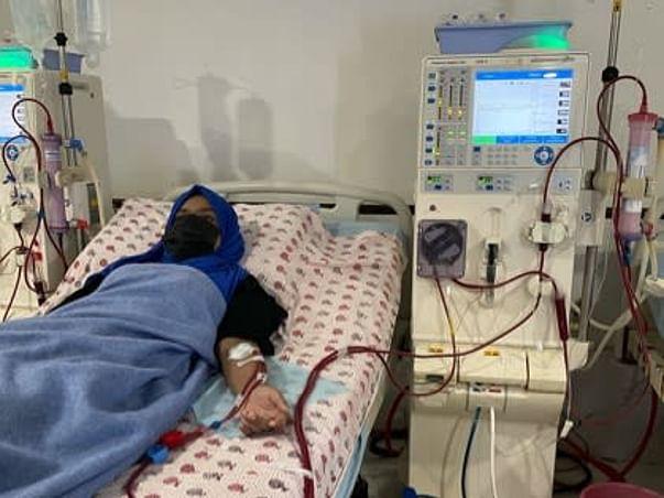 Help Mehvish To Undergo Kidney Transplant