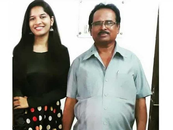 Help Ramya Save Her Father From 95% Heart Blockage
