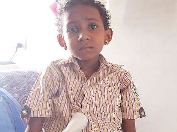 Support Yogashree  To Recover From Wilm's Tumor
