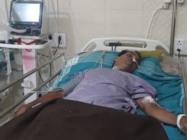 Help My Friend's Father Nalini Mohanty Fight Brain Stroke