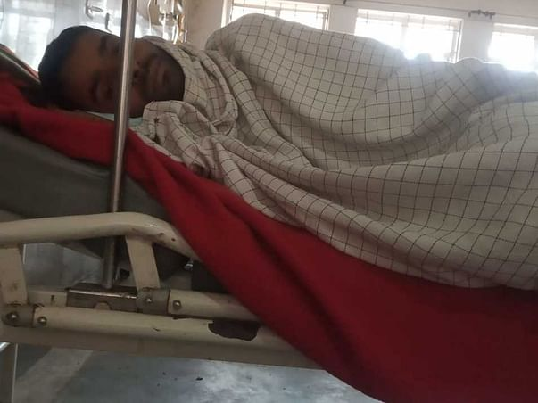Please Help Manish Kumar Rai For Treatment