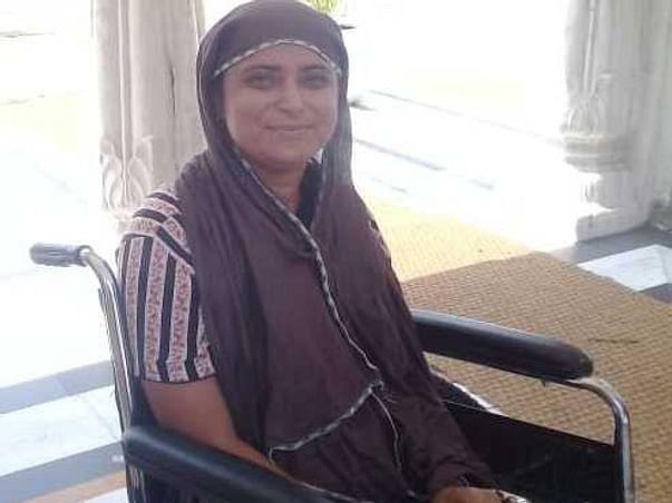 Help Nitu To Buy A Power Wheelchair