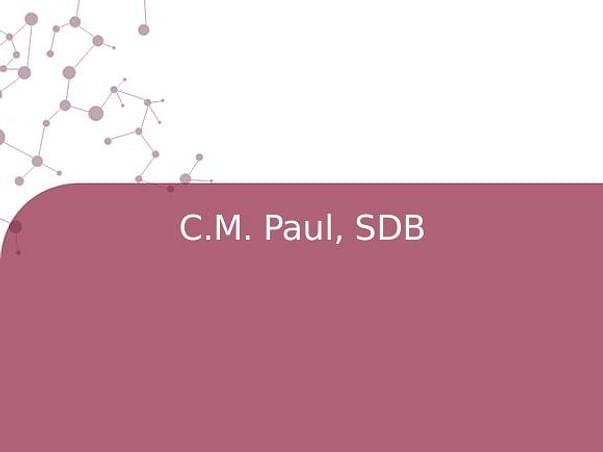C.M. Paul, SDB