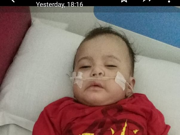 Support My Son To Recover From Pneumonia