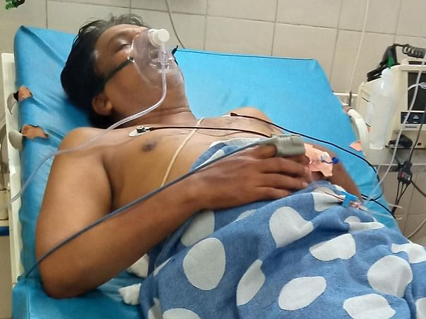 Uncle Needs Ur Urgent Support In Fighting Aortic Stenosis With Sepsis