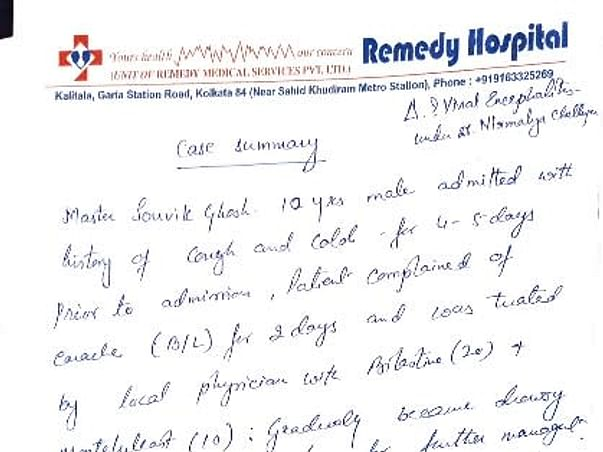 Help Souvik To Recover From Brain Damage
