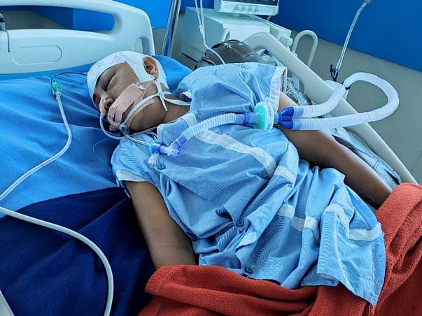 Support Bharati Ravindra Wakode Recover From Intracerebral Haemorrhage