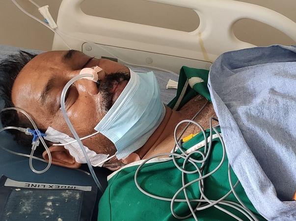 Help THATIKONDA RAJU Recover From COVID