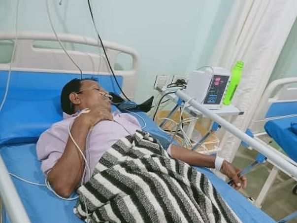 Help Pentaiah To Recover From Brain Stroke