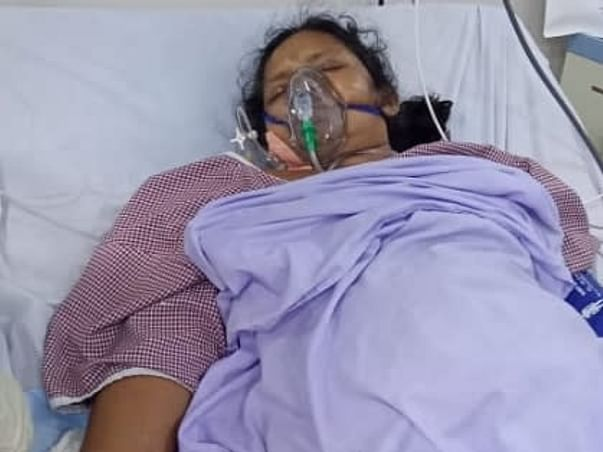 Support P Sasikala  To Recover From  Multiple Myeloma & Bone Cancer