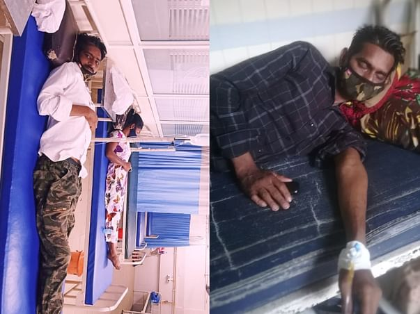 Help & Support Suresh Surakasi For Liver Dialysis And Treatment