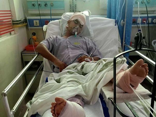 My Friend is in ICU, Please save him
